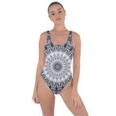 Feeling Softly Black White Mandala Bring Sexy Back Swimsuit