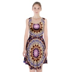 Dreamy Mandala Racerback Midi Dress