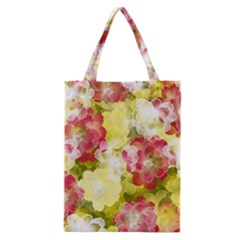 Flower Power Classic Tote Bag