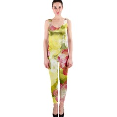 Flower Power Onepiece Catsuit
