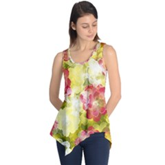 Flower Power Sleeveless Tunic