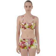 Flower Power Women s Sports Set