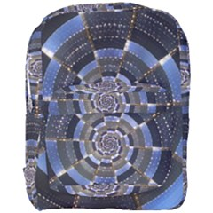 Midnight Crazy Dart Full Print Backpack