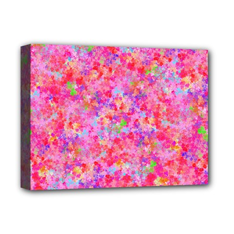 The Big Pink Party Deluxe Canvas 16  X 12