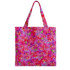 The Big Pink Party Grocery Tote Bag