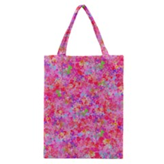 The Big Pink Party Classic Tote Bag