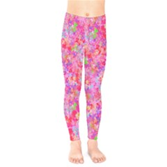 The Big Pink Party Kids  Legging