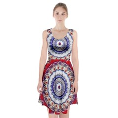 Romantic Dreams Mandala Racerback Midi Dress
