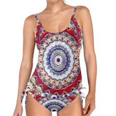 Romantic Dreams Mandala Tankini Set