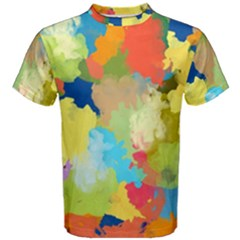 Summer Feeling Splash Men s Cotton Tee