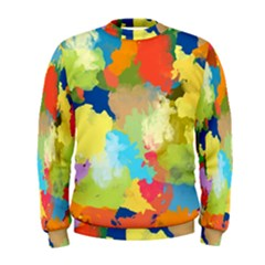 Summer Feeling Splash Men s Sweatshirt