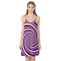 Woven Spiral Camis Nightgown