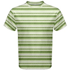 Spring Stripes Men s Cotton Tee