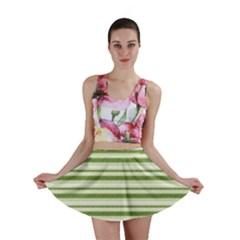 Spring Stripes Mini Skirt