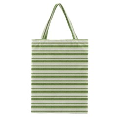 Spring Stripes Classic Tote Bag