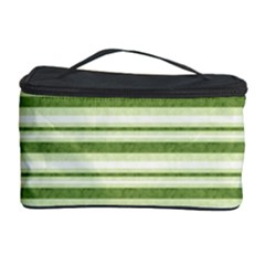 Spring Stripes Cosmetic Storage Case