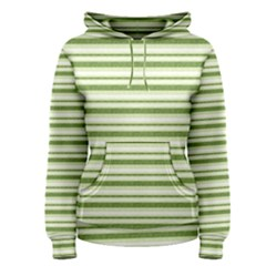 Spring Stripes Women s Pullover Hoodie