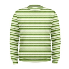 Spring Stripes Men s Sweatshirt
