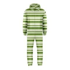 Spring Stripes Hooded Jumpsuit (kids)