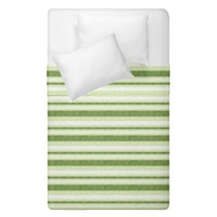 Spring Stripes Duvet Cover Double Side (single Size)
