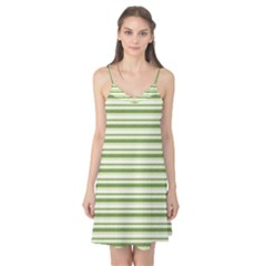 Spring Stripes Camis Nightgown