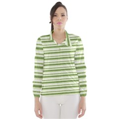 Spring Stripes Wind Breaker (women)