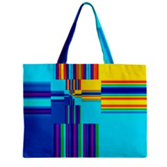 Colorful Endless Window Mini Tote Bag