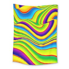 Summer Wave Colors Medium Tapestry