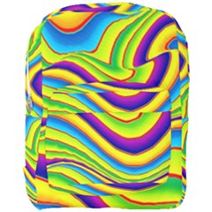 Summer Wave Colors Full Print Backpack