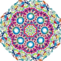 Sunshine Feeling Mandala Folding Umbrellas