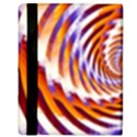 Woven Colorful Waves Apple iPad 3/4 Flip Case View3