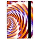 Woven Colorful Waves Apple iPad Pro 12.9   Flip Case View2