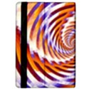 Woven Colorful Waves Apple iPad Pro 12.9   Flip Case View4