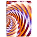 Woven Colorful Waves Apple iPad Pro 9.7   Flip Case View1