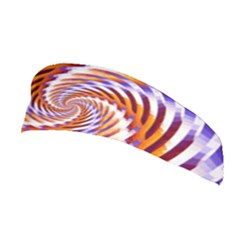 Woven Colorful Waves Stretchable Headband