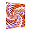 Woven Colorful Waves Apple iPad Pro 10.5   Hardshell Case View2