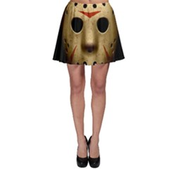 Jason Hockey Goalie Mask Skater Skirt