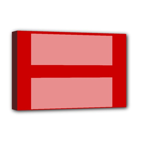 Marriage Equality Deluxe Canvas 18  X 12