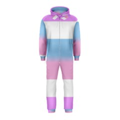 Big Hooded Jumpsuit (kids)