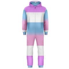 Big Hooded Jumpsuit (men)