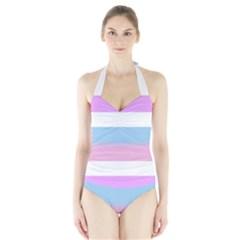 Big Halter Swimsuit