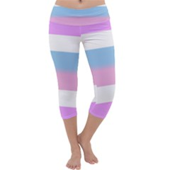 Big Capri Yoga Leggings