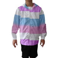 Big Hooded Wind Breaker (kids)