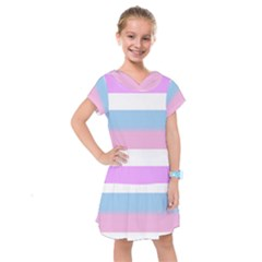 Big Kids  Drop Waist Dress