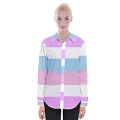 Big Womens Long Sleeve Shirt