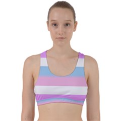 Big Back Weave Sports Bra