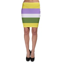 Bin Bodycon Skirt