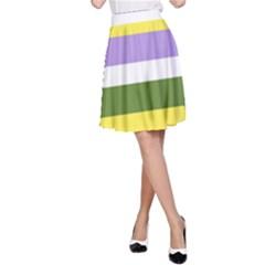 Bin A Line Skirt
