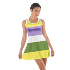 Bin Cotton Racerback Dress