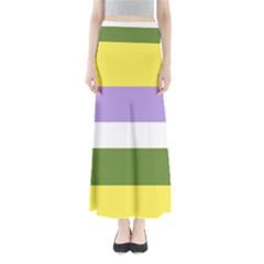 Bin Full Length Maxi Skirt